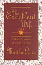 A book cover titled the excellent wife