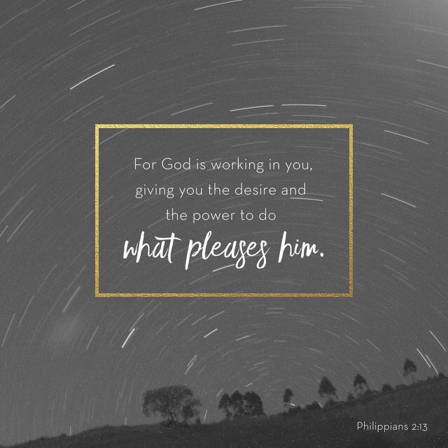 Bible Verse Philippians 2:13